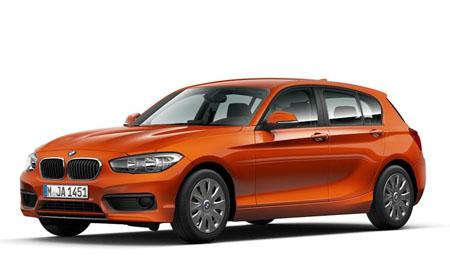 Автомобильные коврики EVA BMW 1 F20/F21 (2011->)