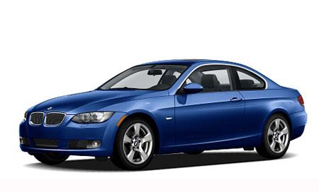 Автомобильные коврики EVA BMW 3 E92 купе (2005-2012)