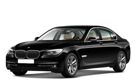Автомобильные коврики EVA BMW 7 F01/02 Long (2008-2015)