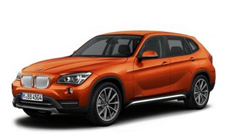 Автомобильные коврики EVA BMW X1 E84 (2009-2015)
