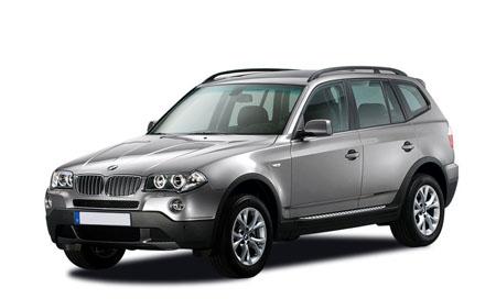 Автомобильные коврики EVA BMW X3 E83 (2003-2010)