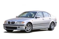 Автомобильные коврики EVA BMW 3 E46 седан (1998-2005)