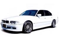Автомобильные коврики EVA BMW 7 E38 Long (1994-2001)