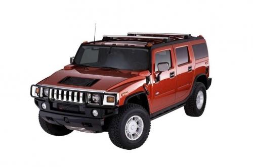 Автомобильные коврики EVA Hummer H2 (2002-2009)