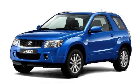 Автомобильные коврики EVA Suzuki Grand Vitara III 3D (2005-2015)