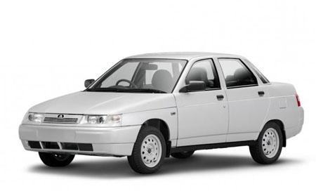 Автомобильные коврики EVA Lada 2110 (1997-2014)