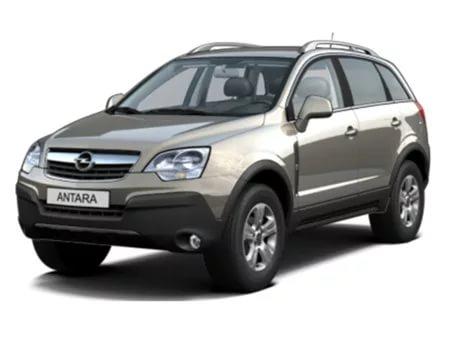 Автомобильные коврики EVA Opel Antara I (2006-2010)