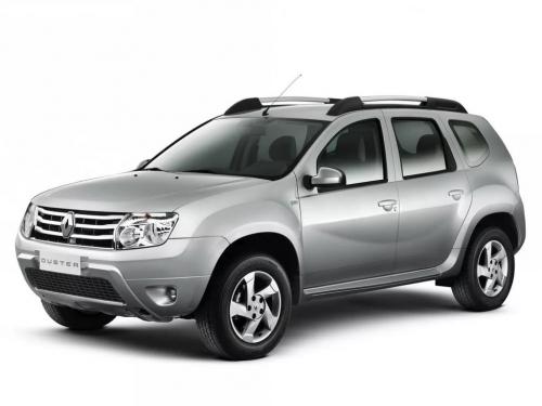 Автомобильные коврики EVA Renault Duster I (2010-2015)