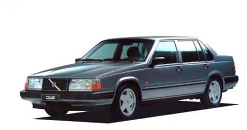 Автомобильные коврики EVA Volvo 940 (1990-1998)