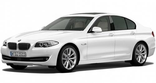 Автомобильные коврики EVA BMW 5 F10 X-Drive (2010-2013)