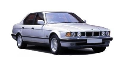 Автомобильные коврики EVA BMW 7 E32 (1986-1994)