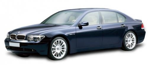 Автомобильные коврики EVA BMW 7 E65 (2001-2008)