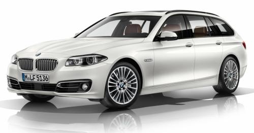 Автомобильные коврики EVA BMW 5 F11 рестайлинг X-Drive (2013-2017)