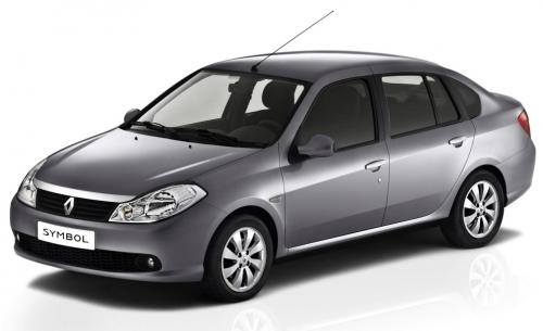 Автомобильные коврики EVA Renault Symbol II (2008-2012)