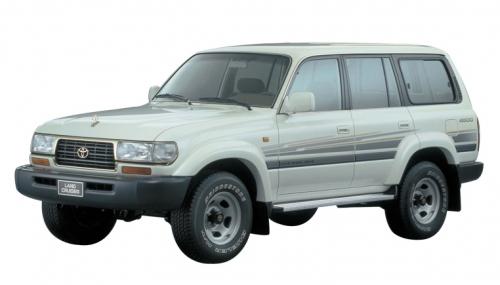 Автомобильные коврики EVA Toyota Land Cruiser 80 (1989-1997)
