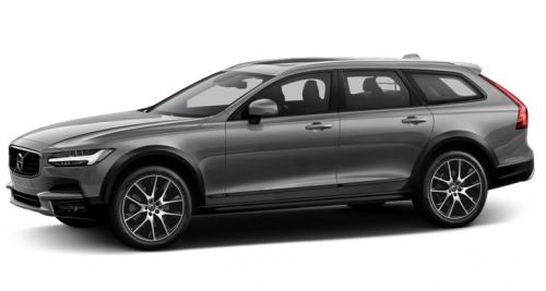 Автомобильные коврики EVA Volvo V90 CrossCoutry (2016->)