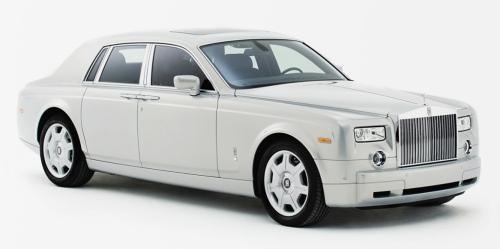 Автомобильные коврики EVA Rolls-Royce Phantom VII (2003-2012)