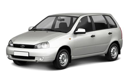 Автомобильные коврики EVA Lada Kalina I универсал (2004-2013)