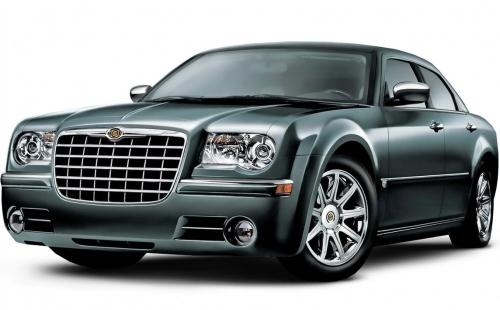 Автомобильные коврики EVA Chrysler 300C I RWD (2004-2011)