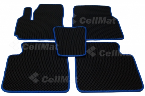 Автомобильные коврики EVA Lifan X60 (2011->)