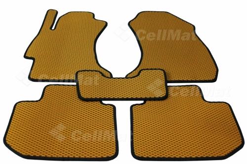 Автомобильные коврики EVA Subaru XV I (2011-2017)