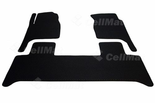 Автомобильные коврики EVA УАЗ Patriot I рестайлинг 3 (2016->)