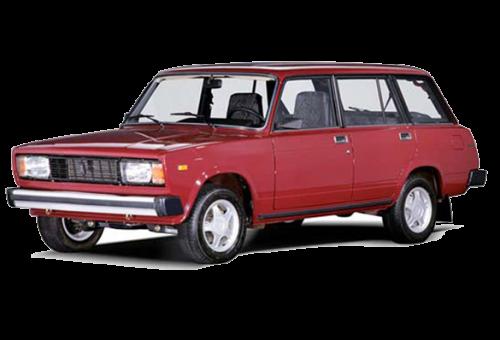 Автомобильные коврики EVA Lada 2102, 2104 (1970-2012)