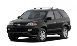 Автомобильные коврики EVA Acura MDX I (2001-2006)