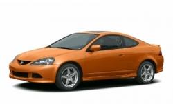 Автомобильные коврики EVA Acura RSX I (2002-2006)