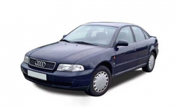 Автомобильные коврики EVA Audi A4 B5 (1994-2000)