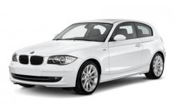 Автомобильные коврики EVA BMW 1 E81 3d (2004-2012)
