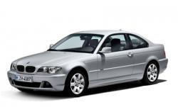 Автомобильные коврики EVA BMW 3 E46 купе (1998-2005)