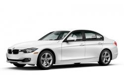 Автомобильные коврики EVA BMW 3 F30 седан (2011-2019)