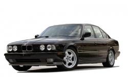 Автомобильные коврики EVA BMW 5 E34 седан (1988-1997)