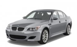 Автомобильные коврики EVA BMW 5 E60 (2002-2010)