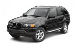 Автомобильные коврики EVA BMW X5 E53 (1999-2006)