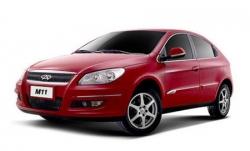 Автомобильные коврики EVA Chery M11 A3 (2010-2013)
