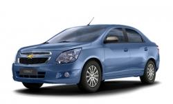 Автомобильные коврики EVA Chevrolet Cobalt II (2011-2016)
