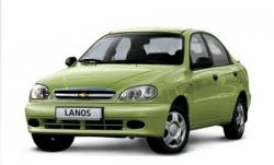 Автомобильные коврики EVA Chevrolet Lanos (2005-2009)