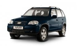 Автомобильные коврики EVA Chevrolet Niva I (2002-2009)