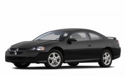 Автомобильные коврики EVA Dodge Stratus II купе (2000-2005)