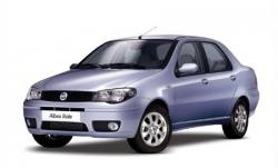 Автомобильные коврики EVA Fiat Albea (2002-2012)