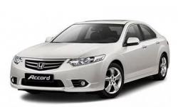 Автомобильные коврики EVA Honda Accord VIII седан (2007-2012)