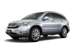 Автомобильные коврики EVA Honda CR-V III (2006-2012)