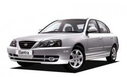 Автомобильные коврики EVA Hyundai Elantra III XD/XD2 (2000-2010)