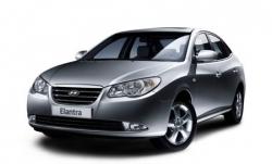 Автомобильные коврики EVA Hyundai Elantra IV HD (2006-2011)