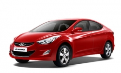 Автомобильные коврики EVA Hyundai Elantra V MD (2011-2016)