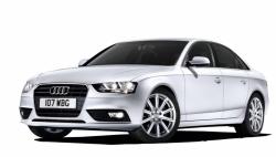 Автомобильные коврики EVA Audi A4 B9 (2016->)