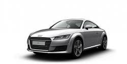 Автомобильные коврики EVA Audi TT II (2006-2014)