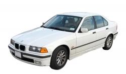 Автомобильные коврики EVA BMW 3 E36 седан (1990-1998)